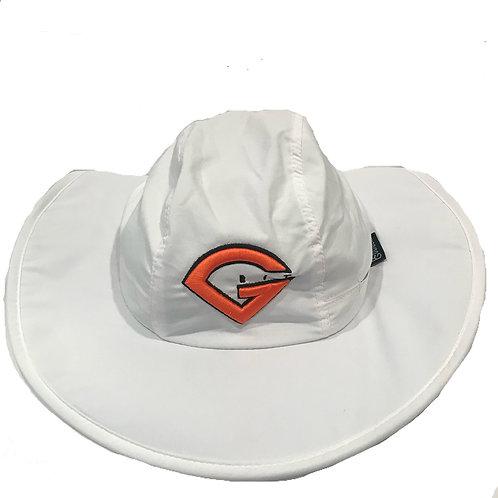 GRIT BUCKET HAT - WHITE