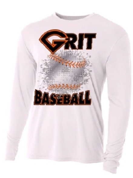 GRIT Long Sleeve Digital Baseball