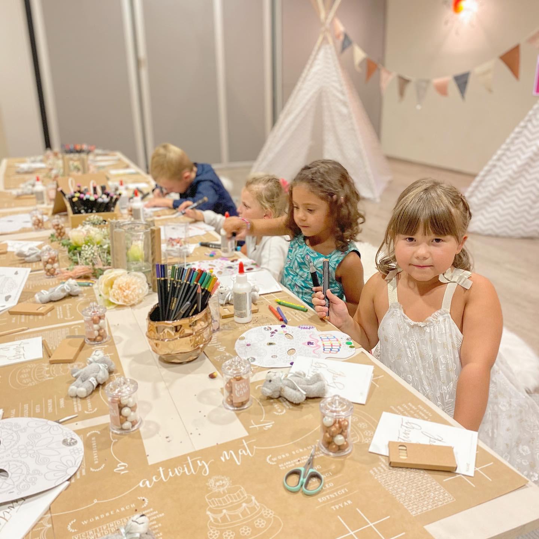 Atelier loisirs créatifs spécial enfant