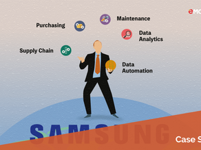 Digitalizing Mold Data with Samsung