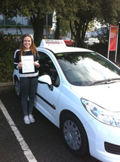 passed with ryan at ready to go driving
