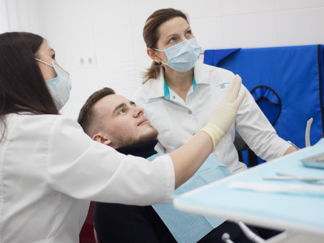 Боятся ли наши клиенты стоматологов?