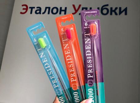 Советы по использованию зубной щётки 🦷
