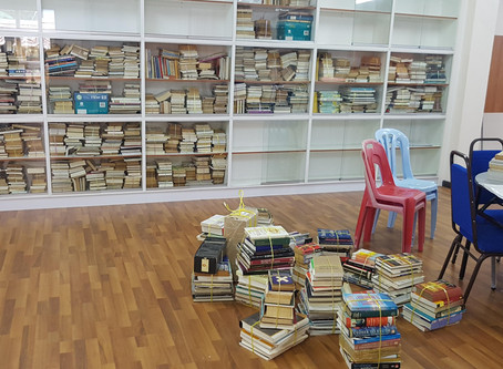 Books for temple library