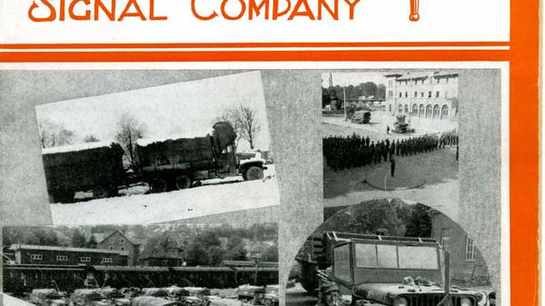 152nd Armored Signal Company