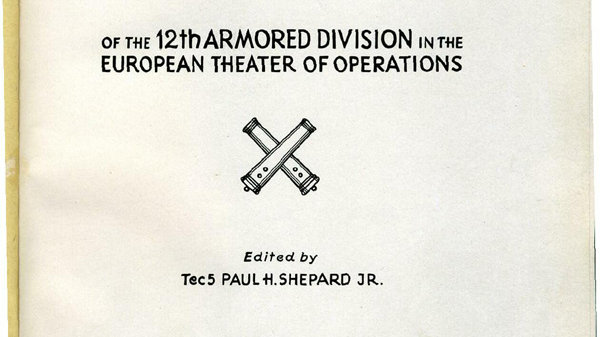 The Pictorial History of the 493rd Armored Field Artillery Battalion