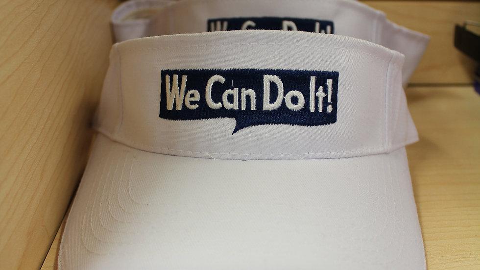 We Can Do It Visor