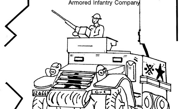 A WWII Chronicle of an Armored Infantry Company C-66