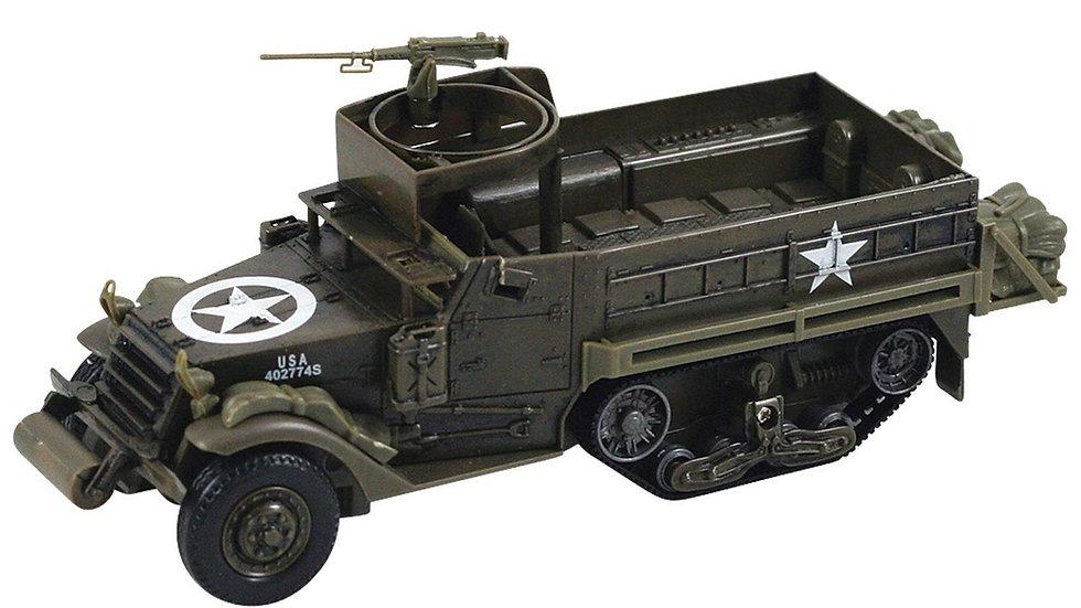 E-Z Build M3A1 Half Track Model Kit