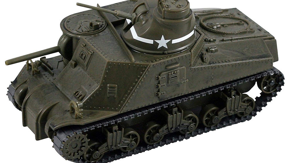 E-Z Build M3 Lee Tank Model Kit