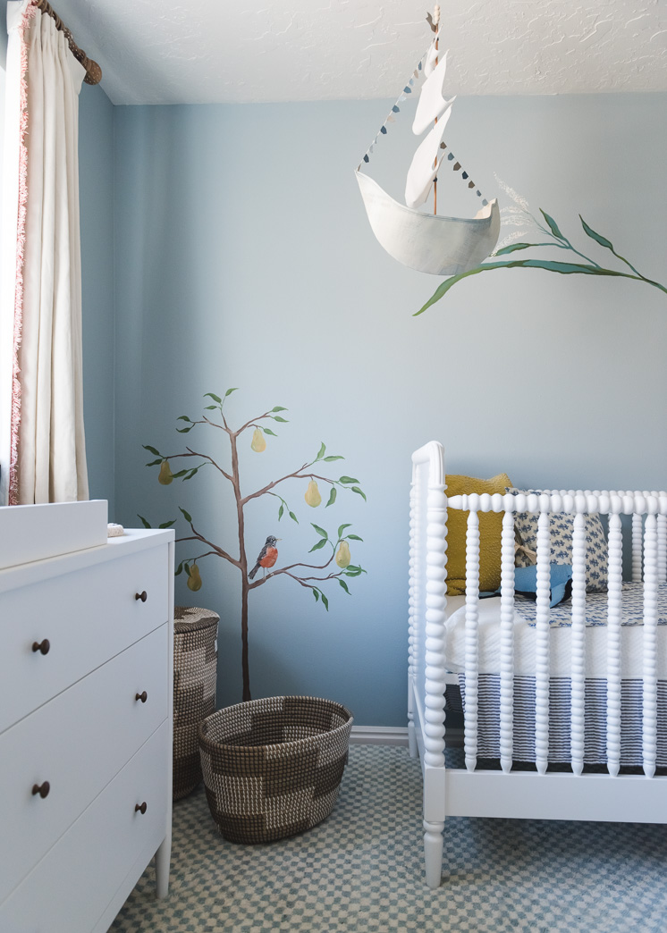 Baby Nursery Reveal, Behr and Blinds.com-7429