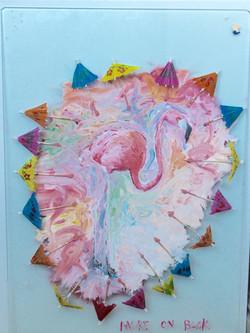 flamingo camo