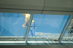 Roof Window Clean