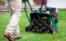 Aeration for Lawn Repair