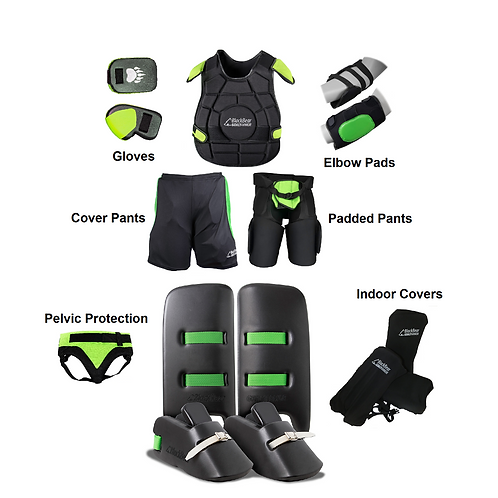 BlackBear Bhalu Body Kit + Bag (no Helmet)