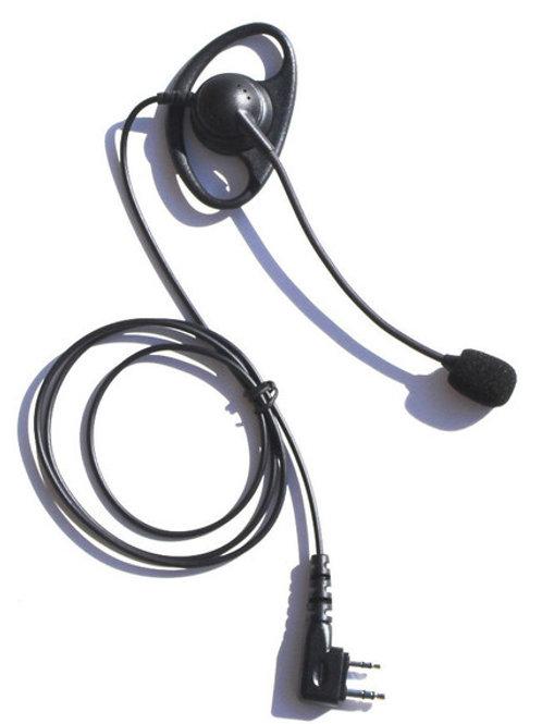 Yapalong Swivel Mic Headset (dual jack)