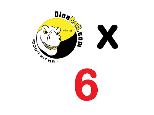 DinoBalls (Qty: 6)