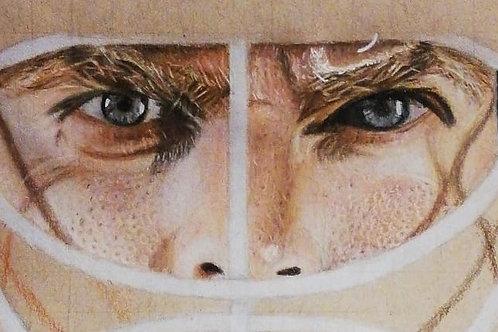 Custom GK Portrait (5x7)