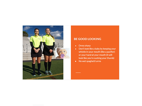 Intro to Field Hockey Rules and Umpiring