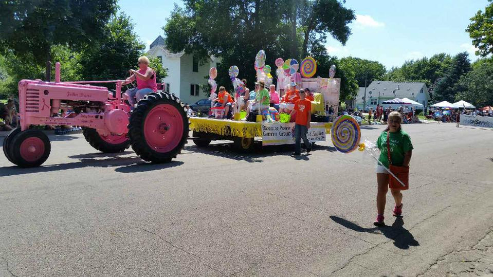 4th of July Parade Float