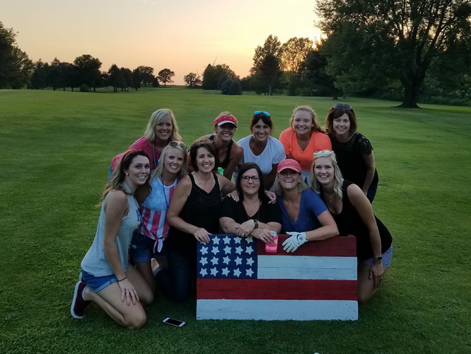 2018 Golf For A Cure