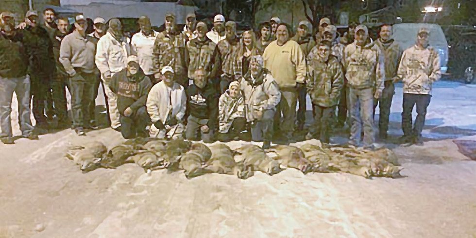2nd Annual Coyotes 'Fur' Cancer