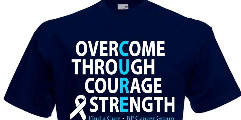 BP Cancer Group's 2021 T-Shirt Sale