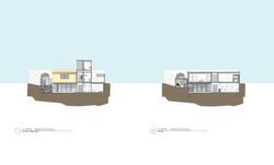 Building Section C Color Plan