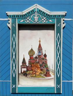 Catedral San Basilio, Moscú, Rusia