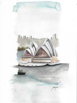 Ópera de Sidney, NSW, Australia