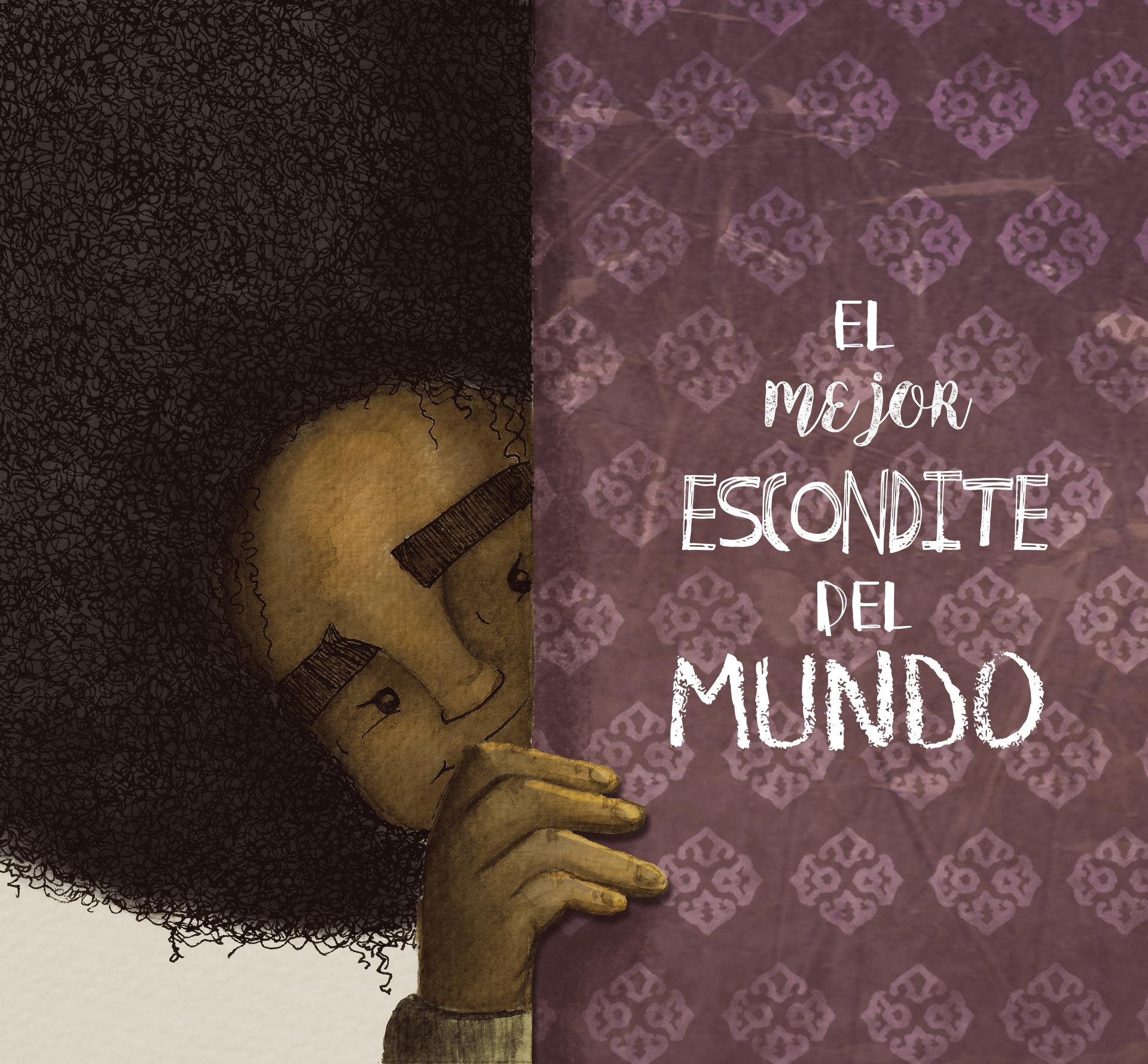 """""""El mejor escondite del mundo"""" written by Jaque Jours"""