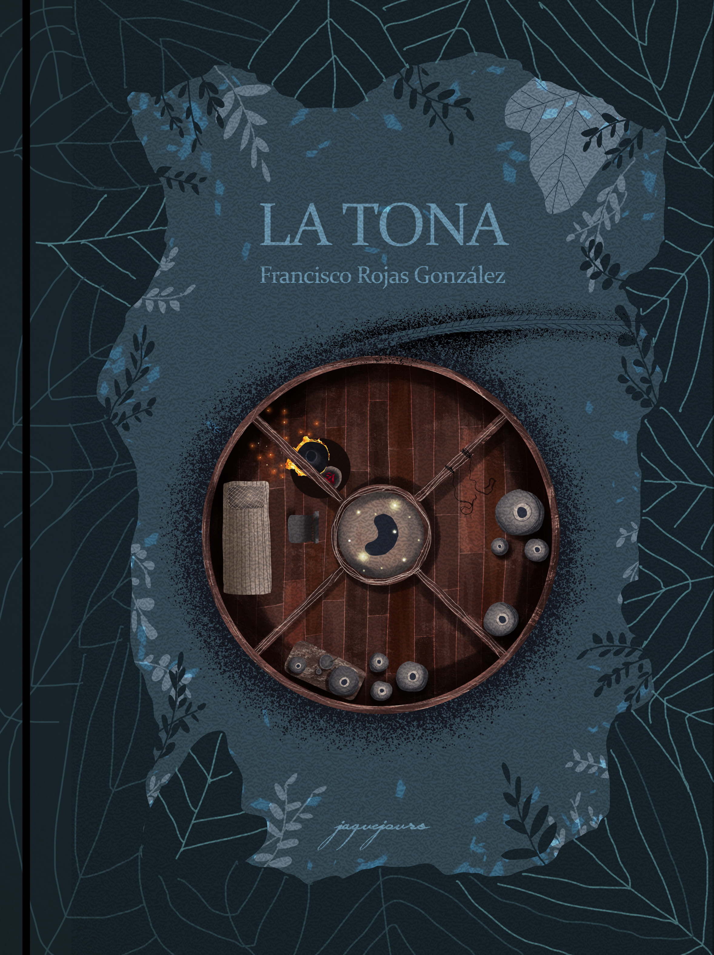 """""""La Tona"""" written by Francisco Rojas González"""
