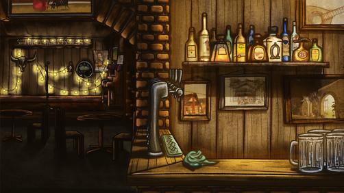 Bar - Interior