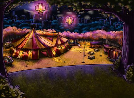 Circus - Exterior