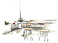 Employee Dining Room