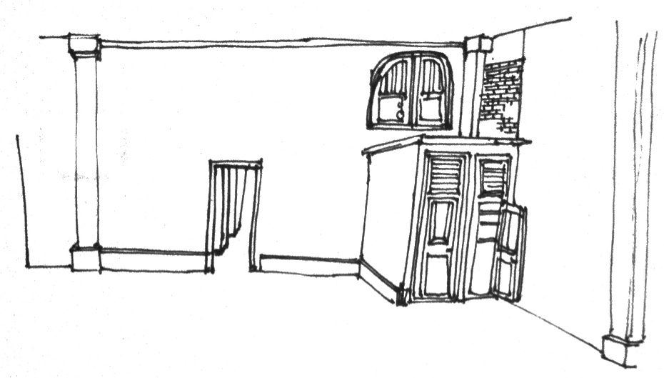 Doors and Windows Sketch