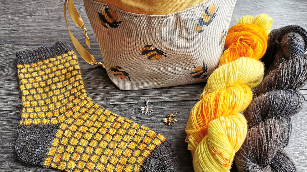 Honeycomb Sock Kit