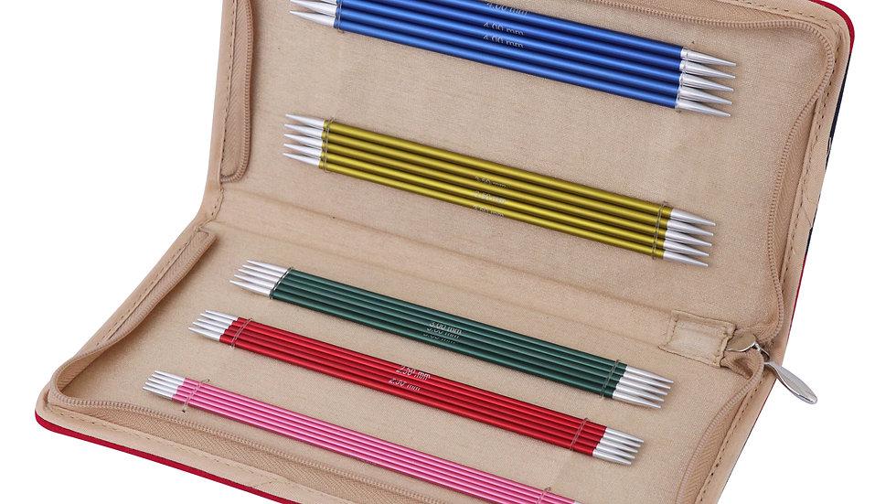 Knitpro Zing: 15cm DPN Set