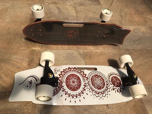 PIECEBOARD, Surf like skateboard, CRUISER 26.4