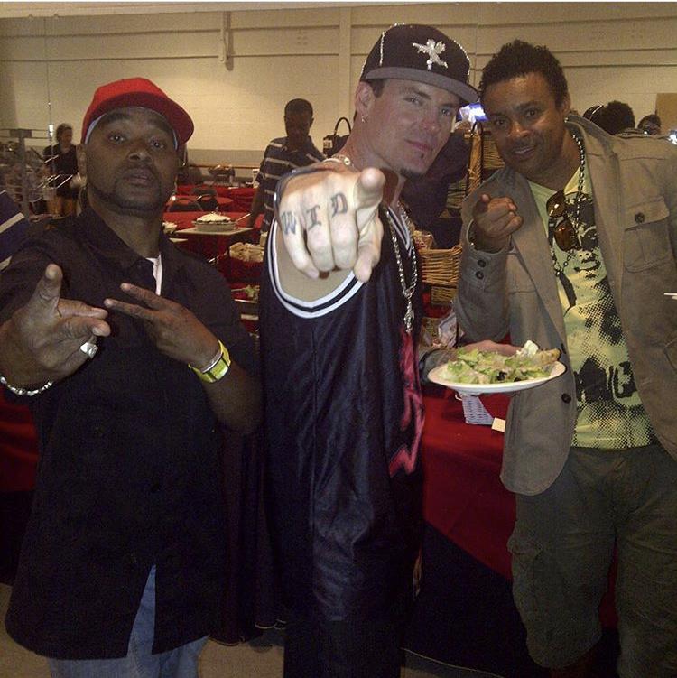 Rayvon ,Vanilla Ice,Shaggy