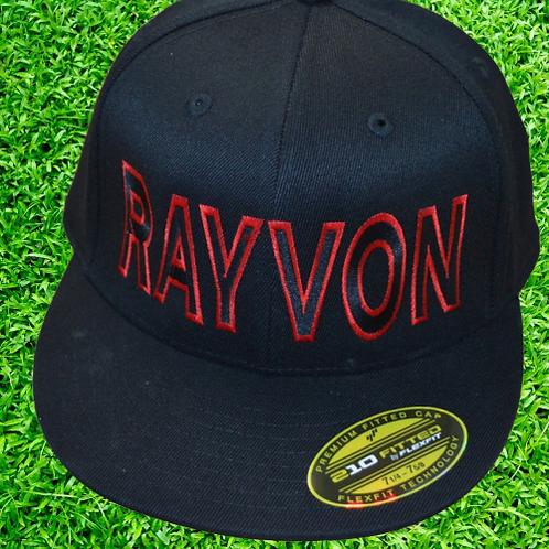 """RAYVON """"ONYX"""" HAT"""