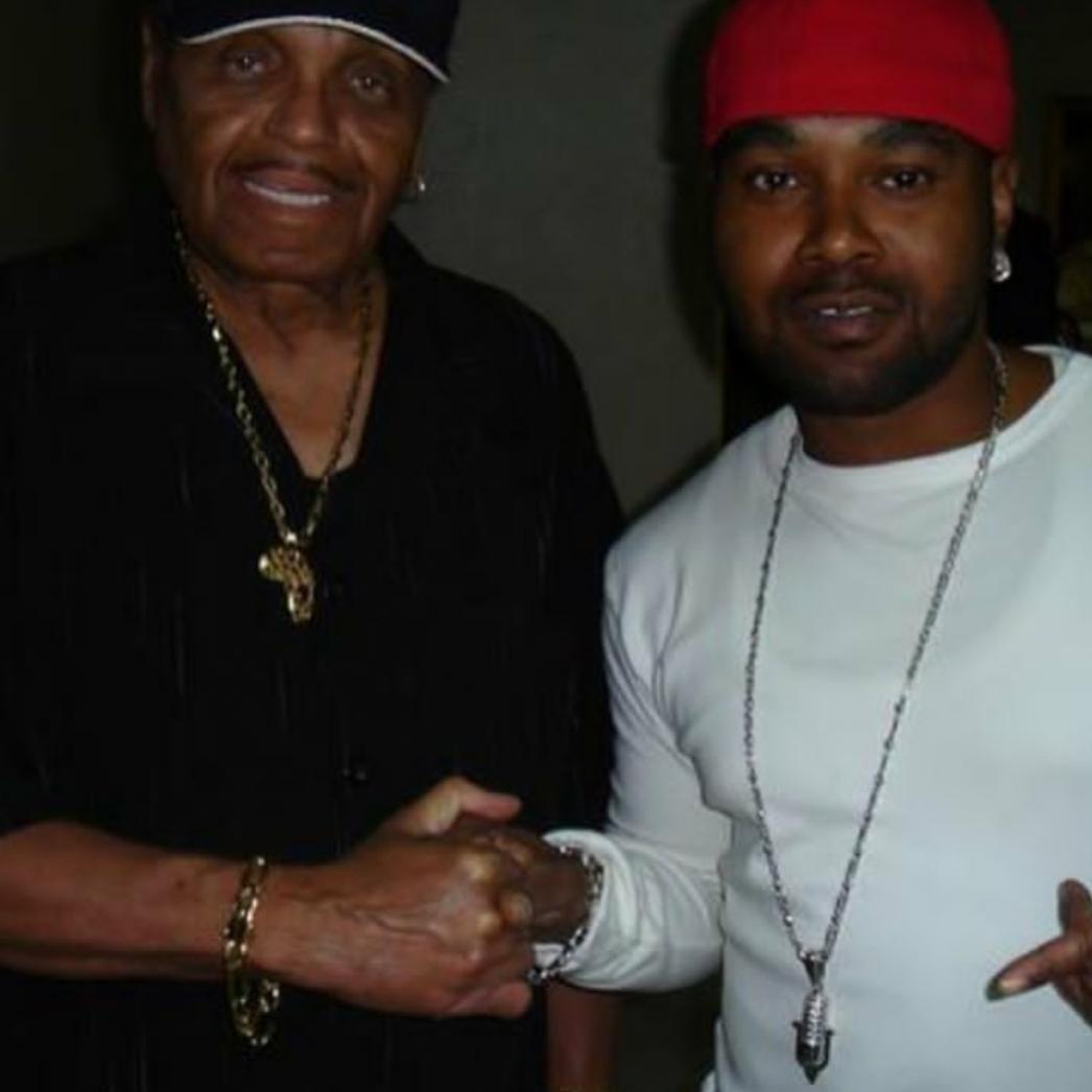 Rayvon & Papa Joe Jackson