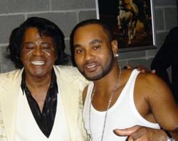 Legendary Godfather of Soul James Brown & Reggae Icon Rayvon