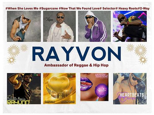 Rayvon's Custom Sherpa Blankets