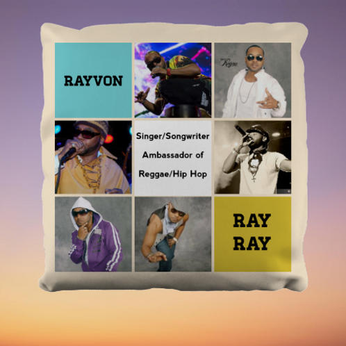 Rayvon Poplin Pillow