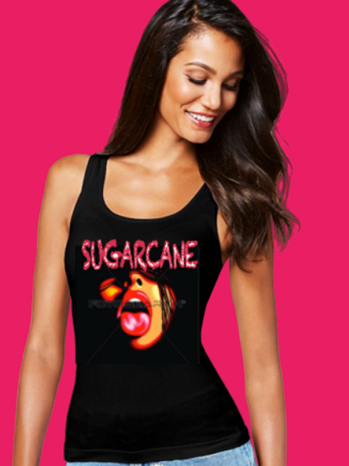 "Coming Soon      Black Tank Sugarcane ""YES I"""