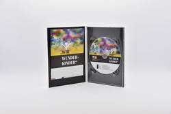 DVD-Pack 4s mit Booklet