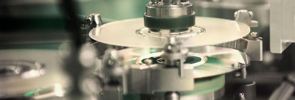CD-Herstellung
