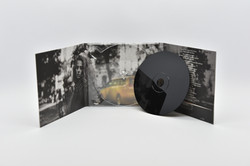 Vinyl-CD im Digipack 6seitig