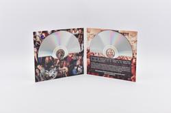 Digifile 4seitig für 2 CDs